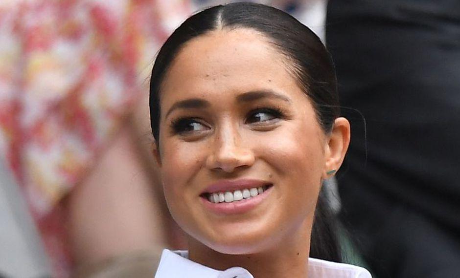 Meghan Markle, la duquesa de Sussex tenía una vida activa en redes sociales, pero al comprometerse con el príncipe Harry renunció a todo (Foto: AFP)