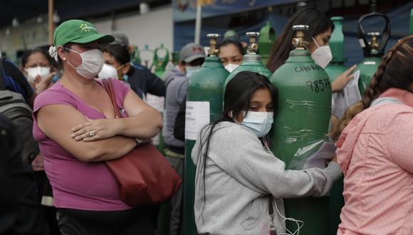 El equipo tiene la capacidad de producir 30 metros cúbicos de oxígeno por hora. (Foto: Referencial Renzo Salazar/GEC)