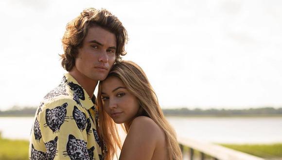 Chase Stokes y Madelyn Cline han compartido muchos momentos juntos, ya que están pasando la cuarentena juntos a causa del nuevo coronavirus.