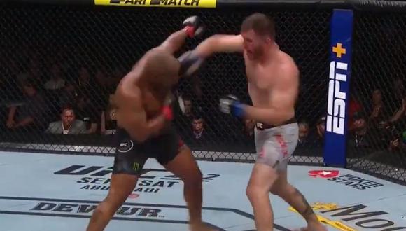 UFC 241: ¡Stipe Miocic nuevo campeón peso pesado! Ganó a Daniel Cormier por título peso pesado | VIDEO. (Video: YouTube / Foto: captura de pantalla)