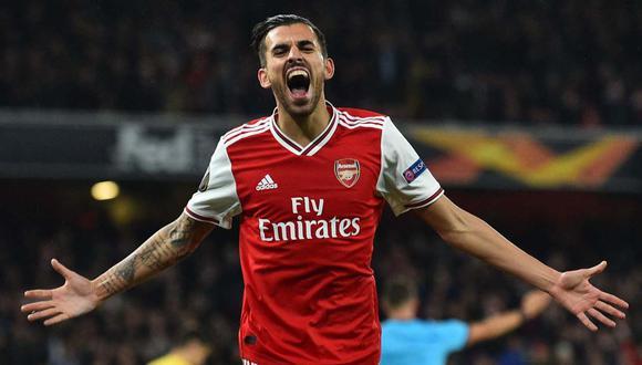 El centrocampista del Arsenal habló de su relación con el técnico de Real Madrid y dejó abierta la posibilidad de volver al cuadro 'merengue' después de su cesión. (Foto: AFP)