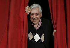 Osvaldo Cattone: actor, director, dramaturgo y rostro del Teatro Marsano murió a los 88 años