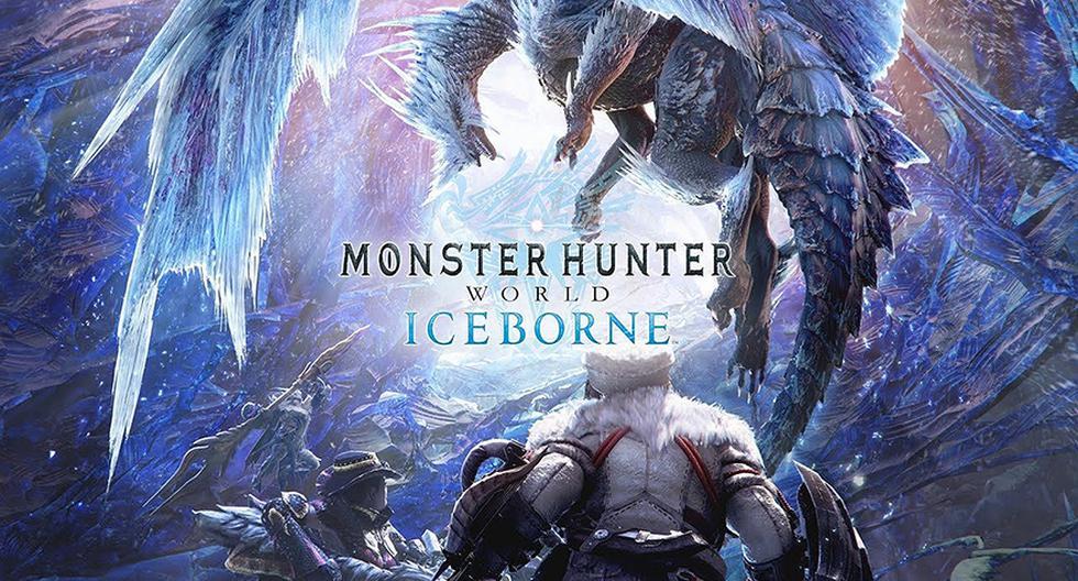 Monster Hunter World: Iceborne se lanzará para PS4 y XB1 el próximo 6 de setiembre. A PC llega a principios de 2020. (Difusión)
