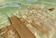 Cómo se descubrió en México la construcción maya más antigua y más grande jamás encontrada