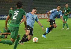 Bolivia venció 3-2 a Uruguay por el Grupo B del Preolímpico Sub 23 Colombia 2020
