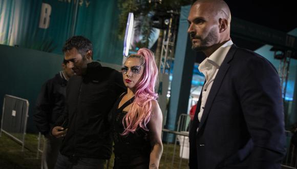 La cantautora Lady Gaga manifestó su enojo por la difícil situación que atraviesa su país. (AFP).
