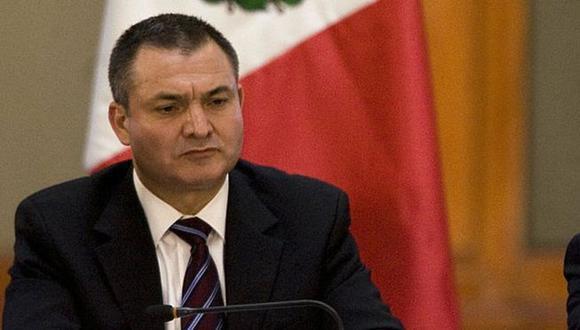 Genaro García Luna fue secretario de Seguridad Pública de México. (Foto: Getty Images, vía BBC Mundo).