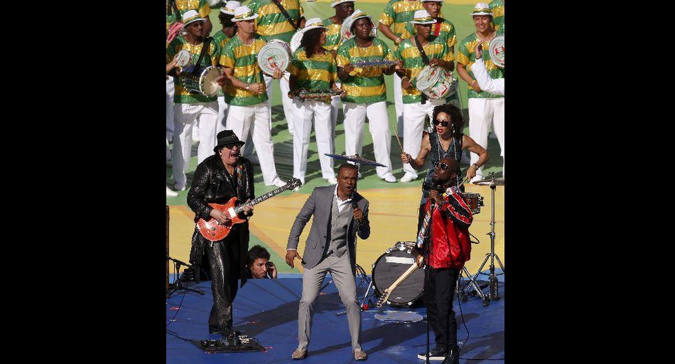Brasil 2014: así se vivió la espectacular clausura del Mundial - 6