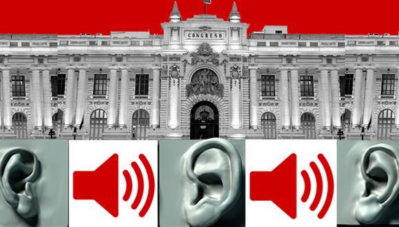 El no apagar el micrófono en la plataforma Microsoft Teams ha traído muchas revelaciones sobre el pensar de los nuevos parlamentarios.