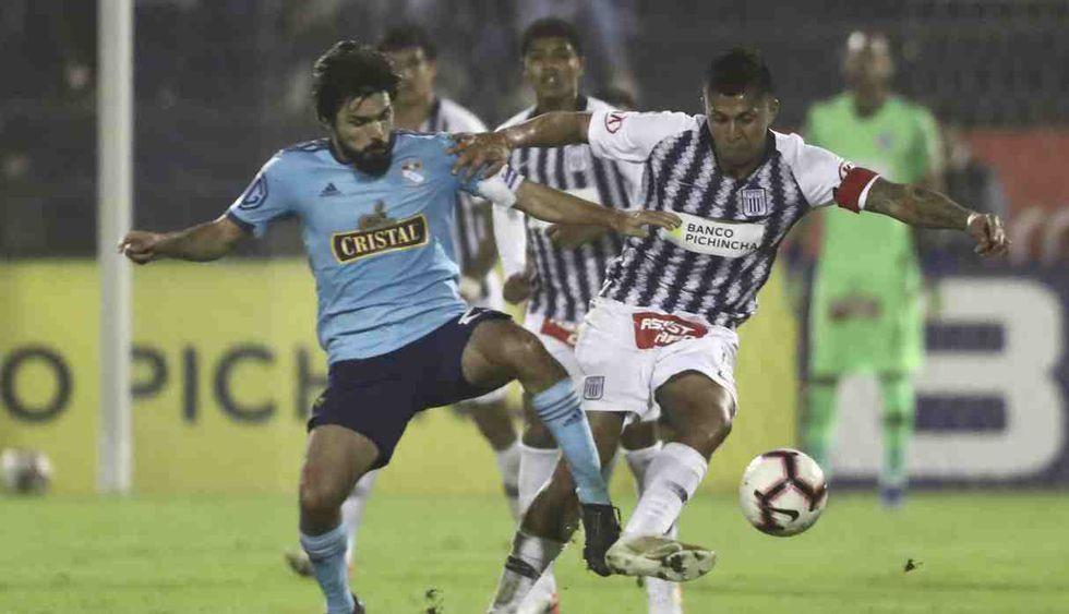 Alianza Lima vs. Sporting Cristal se enfrentan en la primera semifinal de la Liga 1. (Foto: GEC)