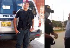 Huánuco: detienen a policía que bebía licor en pleno toque de queda