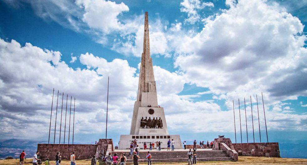 Allí se desarrolló la Batalla de Ayacucho (9 de diciembre de 1824).