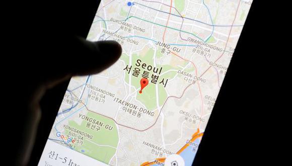 """La función """"manos libres"""" permite al usuario ordenar a Google Maps con su voz y no con las manos. (Foto: Reuters)"""