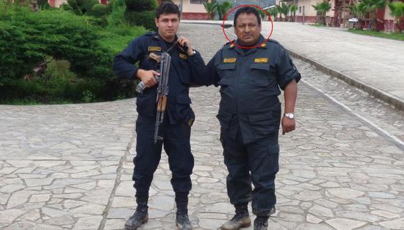 Amazonas: un policía fallece y otro resulta herido en accidente