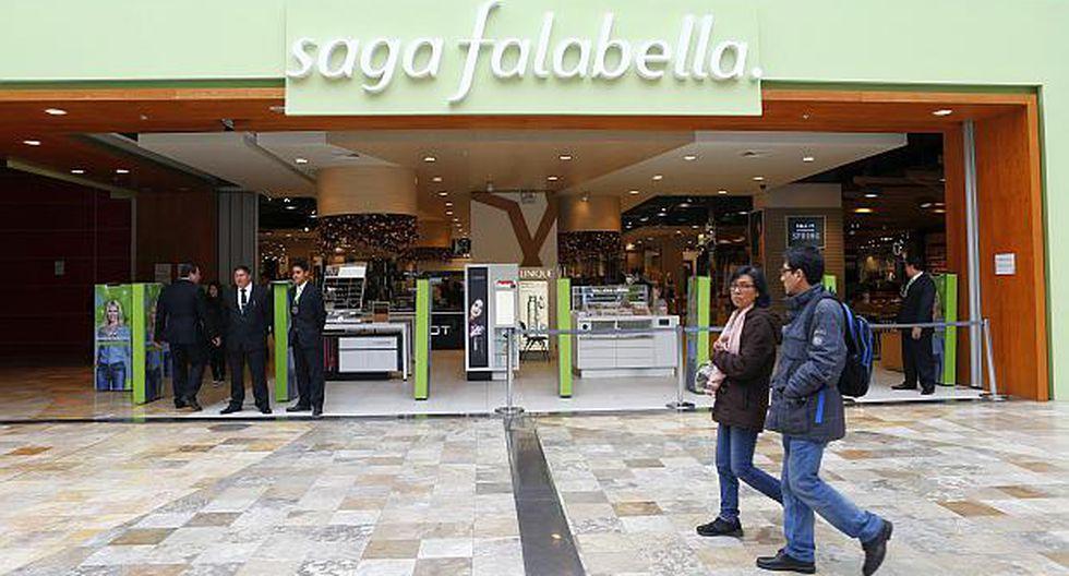 Las operaciones del grupo Falabella en el Perú impulsaron losingresos trimestrales de la compañía en el cuarto trimestre del 2018. (Foto: GEC)