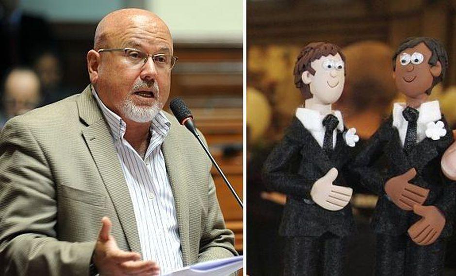 Unión Civil: Carlos Bruce analiza resultados de la encuesta