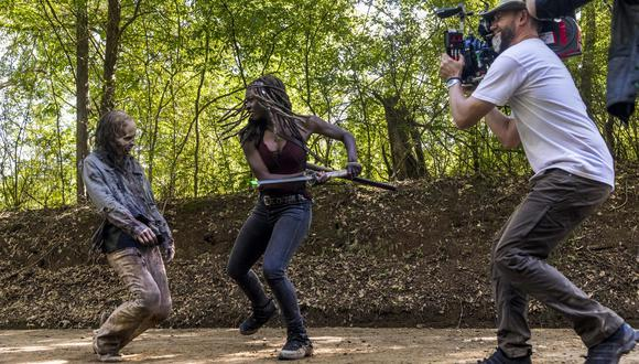 "Imágenes del primer episodio de ""The Walking Dead"" temporada 9. (Foto: AMC)"