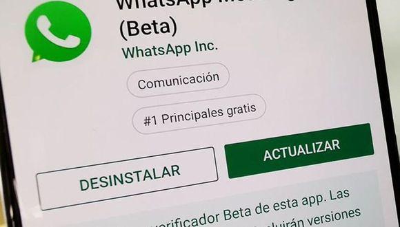 ¿Sabes por qué debes desinstalar WhatsApp? Fundador de Telegram te dice las razones. (Foto: WhatsApp)