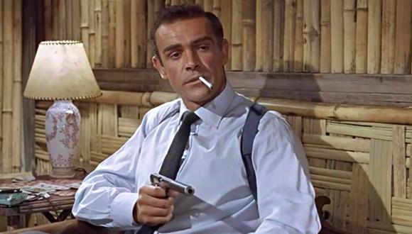 Sean Connery: La pistola original de James Bond usada por el actor será subastada. (Foto: Eon Productions)
