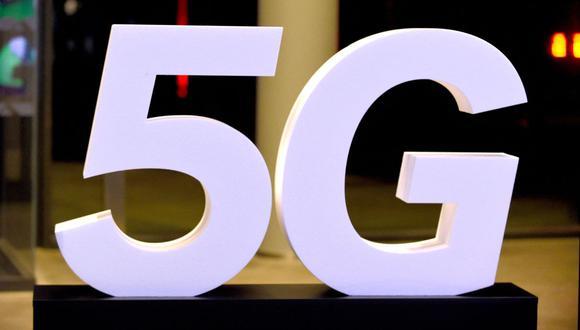 La 5G ofrece mayores niveles de velocidad tanto de subida como de descarga, y mayores niveles de latencia. (Foto: AFP)