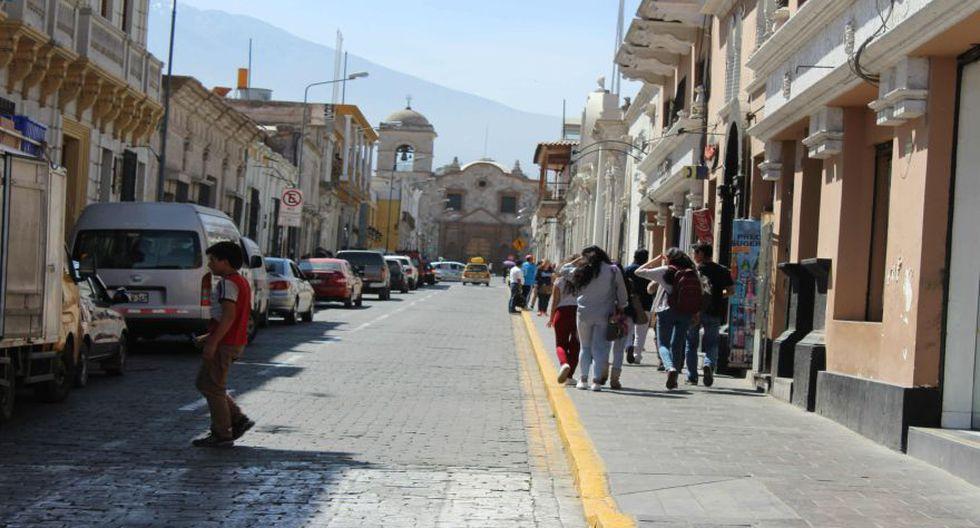 Arequipa: invierten S/5.8 millones en centro histórico [FOTOS] - 1