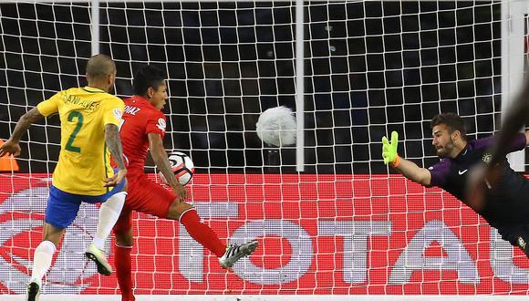 Perú le ganó dos veces a Brasil en los últimos años   Foto: AFP