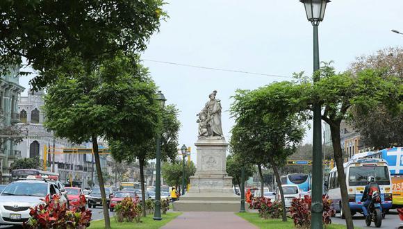 Paseo Colón. (Foto: Municipalidad de Lima)