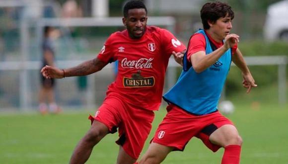 Alessandro Milesi ha defendido a la selección peruana en divisiones juveniles. (Foto: FPF)