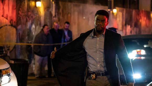 """El actor interpreta al detective Andre Davis en """"Nueva York sin salida""""."""