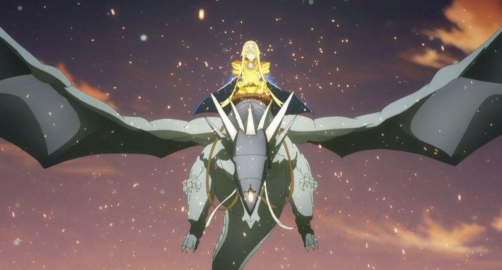 """La batalla explotará en el próximo episodio de """"Sword Art Online Alicization: War of Underworld"""" (Foto: Sao-alicization.net)"""