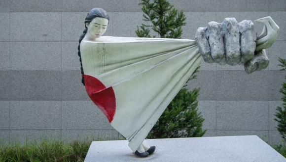 """Tokio pidió disculpas por primera vez en 2007 por reclutar """"mujeres de confort"""". (Getty Images)."""