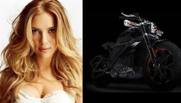 La Harley Davidson eléctrica aparecerá en Los Vengadores 2