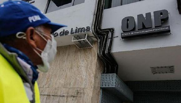 Pago de bonos comenzará en enero y beneficiará a 567 mil pensionistas. (Foto: GEC)