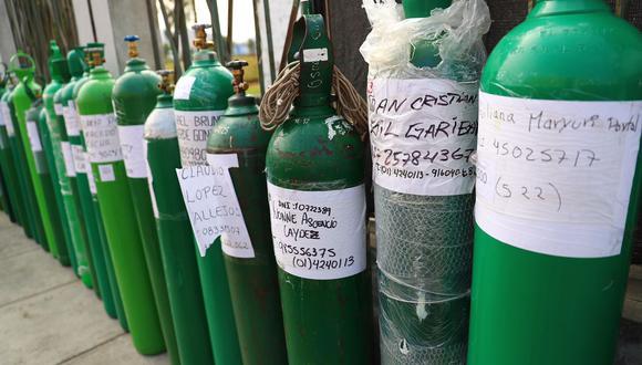 Proyecto Legado se encargará de proveer de oxígeno a varias regiones del país. (Foto: GEC-Referencial)
