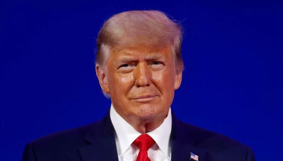 El expresidente de los Estados Unidos, Donald Trump, habla en la Conferencia de Acción Política Conservadora (CPAC) en Orlando, Florida, Estados Unidos. (Foto: REUTERS / Octavio Jones).