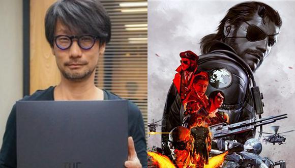 """""""Metal Gear"""": creador del videojuego trabaja en la película"""