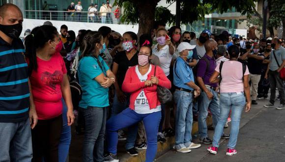 Coronavirus en Venezuela | Últimas noticias | Último minuto: reporte de infectados y muertos hoy, jueves 24 de setiembre del 2020 |  (Foto: EFE/ Rayner Peña).