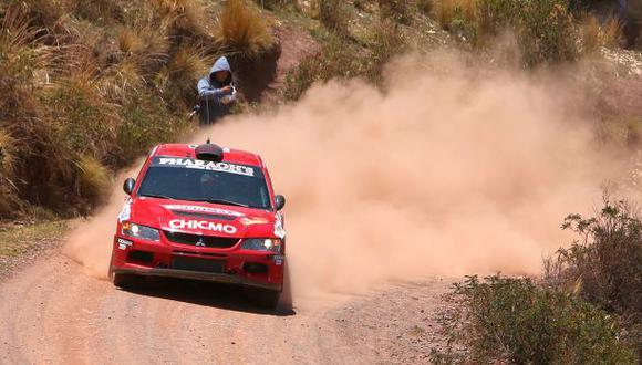Caminos del Inca: Orlandini y Navarro ganaron la tercera etapa