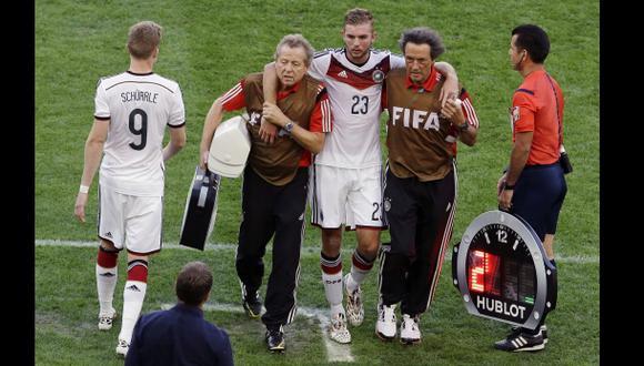 """""""The Lancet"""" advierte sobre futbolistas con golpes en la cabeza"""
