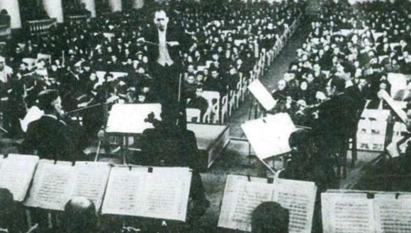 La hambrienta orquesta soviética que desafió a Hitler