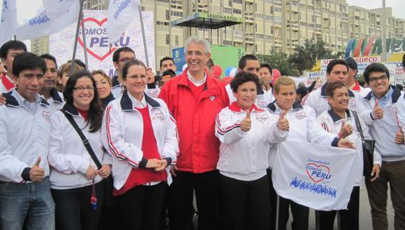 Nora Bonifaz lanza candidatura a Lima por Somos Perú