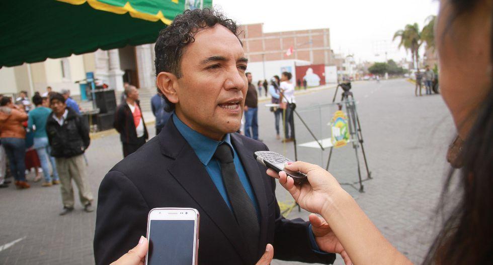 Fernández Bazán es acusado de asociarse de manera ilícita con sus familiares y amigos para ocultar el dinero ilegal que obtuvo durante sus gestiones municipales. (Foto: cortesía)