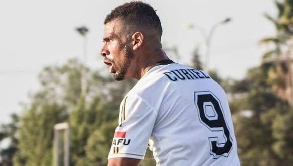 Miguel Curiel llegó a UTC esta temporada procedente de Cienciano. (Foto: Agencias)