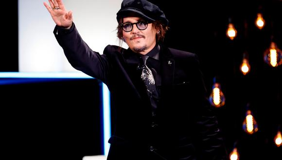 Johnny Depp, homenajeado en el Festival de San Sebastián. (Foto: EFE)