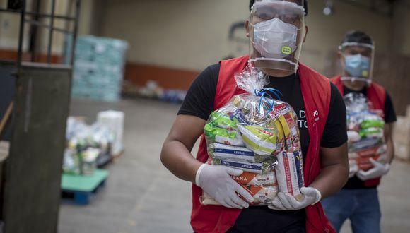 """""""Con creatividad se para la olla"""" es una campaña que tiene como objetivo llevar más de medio millón de platos de comida a los peruanos."""