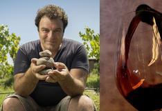 """Alejandro Vigil: """"El vino es mucho más que una bebida, lo vinculo más con una cultura"""""""