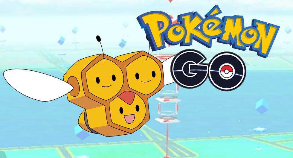 ¿Cómo puedo conseguir a Combee hembra para que evolucione  a Vespiquen? (Foto: Pokémon GO)