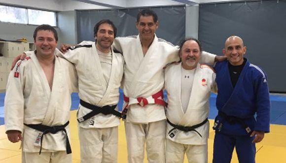 """El portal chileno """"Emol"""" cuenta la historia del judoca Fernando Ferreyros que hoy es chofer en Santiago. (Foto: """"Emol"""")."""