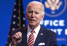 Joe Biden se conmovió al conversar con una enfermera sobre los pacientes con coronavirus | VIDEO
