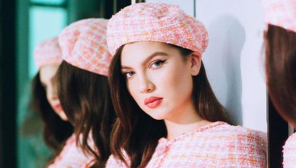 Maya Henry es una modelo adolescente de Texas, Estados Unidos. A sus cortos 19 años, ya ha modelado para Vogue Ukraine, Glamour y Elle Romania (Foto: Instagram/Maya Henry)